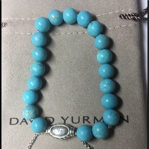 DY Turquoise Bracelet